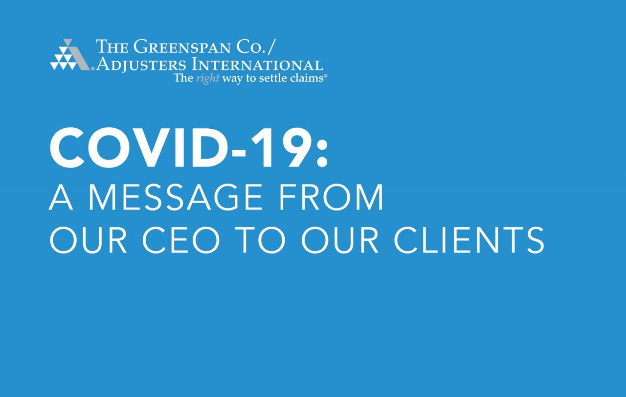 A Message From Our CEO To Our Clients Thumbnail Image
