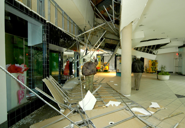 Earthquake property damage the greenspan co./adjusters international