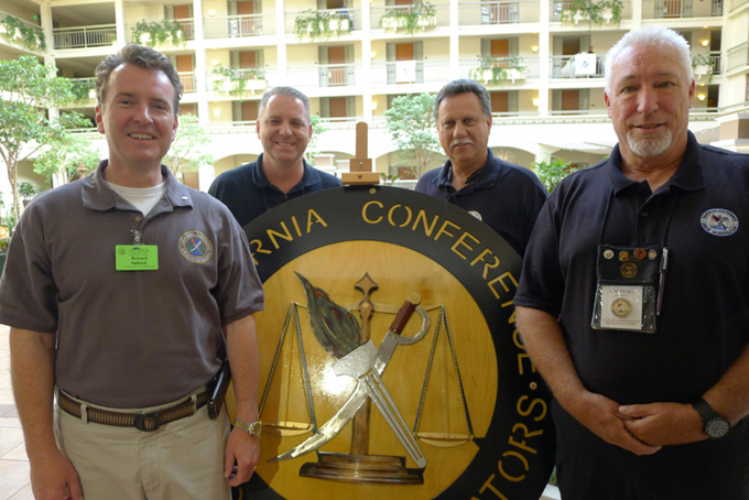 TGC/AI Attends California Conference of Arson Investigators Training