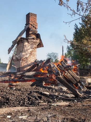 Residential Insurance Claims - Wildfire Damage - The Greenspan Co./Adjusters International
